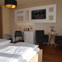 Отель Angerburg Blumenhotel 3* Номер Делюкс фото 4