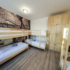 Elewator Gdansk Hostel Кровать в общем номере с двухъярусной кроватью фото 2