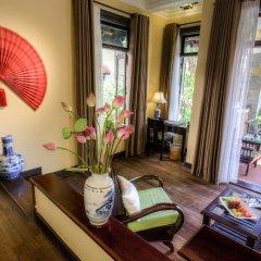 Отель Hoi An Trails Resort 4* Номер Делюкс с различными типами кроватей фото 2