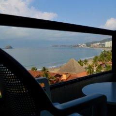 Отель Fontan Ixtapa Beach Resort 3* Стандартный номер с различными типами кроватей фото 2