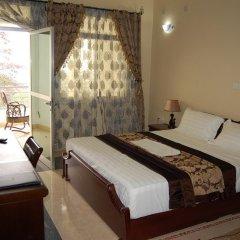 City Hill Hotel комната для гостей