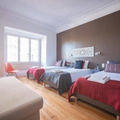 Отель Castilho Lisbon Suites Стандартный номер фото 2