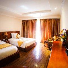 Nha Trang Palace Hotel 3* Улучшенный номер с 2 отдельными кроватями фото 4