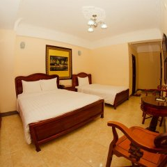 Golden Hotel Нячанг комната для гостей фото 14