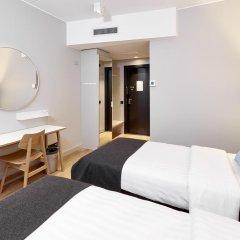 Отель Scandic Helsinki Aviapolis 3* Стандартный номер с различными типами кроватей фото 2