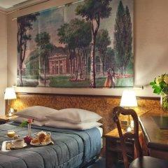 Hotel Murat 3* Стандартный номер с различными типами кроватей фото 8