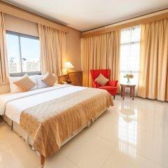 Отель Pinnacle Lumpinee Park 4* Улучшенный номер