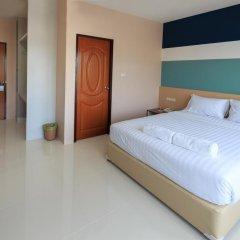 Отель JJ Residence Phuket Town 3* Улучшенный номер с различными типами кроватей фото 4