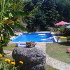Отель Quinta da Varzea de Cima Марку-ди-Канавезиш бассейн фото 3