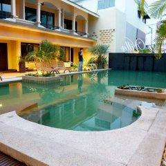 Hotel La Villa Khon Kaen 3* Номер Делюкс с двуспальной кроватью фото 5