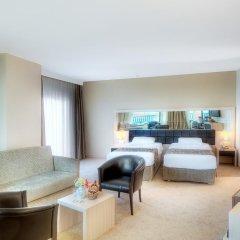 Hotel Golden Lotus - All Inclusive 4* Стандартный номер с 2 отдельными кроватями фото 5