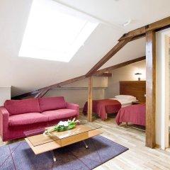 Отель Scandic Holberg 3* Номер категории Эконом с различными типами кроватей