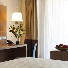 Отель Novotel Phuket Kamala Beach 4* Улучшенный номер с двуспальной кроватью фото 7