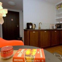 Апартаменты IRS ROYAL APARTMENTS Apartamenty IRS Old Town Студия с различными типами кроватей фото 3