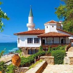 Отель Diamond (Diamant) Болгария, Балчик - отзывы, цены и фото номеров - забронировать отель Diamond (Diamant) онлайн пляж