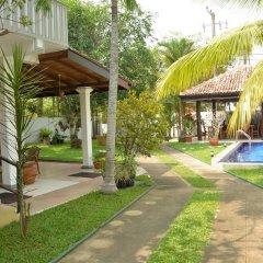 Отель Surf Villa Шри-Ланка, Хиккадува - отзывы, цены и фото номеров - забронировать отель Surf Villa онлайн бассейн фото 2