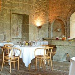 Отель Pousada Mosteiro de Amares питание фото 3