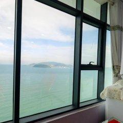 Апартаменты Sunrise Ocean View Apartment Улучшенные апартаменты фото 11