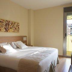 Отель Aura Park Fira Barcelona комната для гостей фото 5