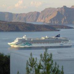 Отель William's Houses Греция, Остров Санторини - отзывы, цены и фото номеров - забронировать отель William's Houses онлайн приотельная территория