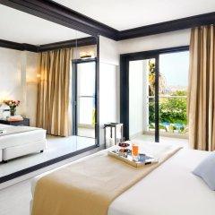 Mitsis Faliraki Beach Hotel & Spa - All Inclusive 5* Стандартный номер с различными типами кроватей фото 6
