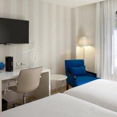 Отель NH Ciudad de Santander Испания, Сантандер - отзывы, цены и фото номеров - забронировать отель NH Ciudad de Santander онлайн удобства в номере фото 2