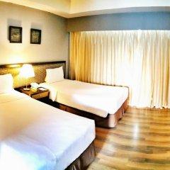 Отель D Varee Jomtien Beach 4* Улучшенный номер с различными типами кроватей фото 18