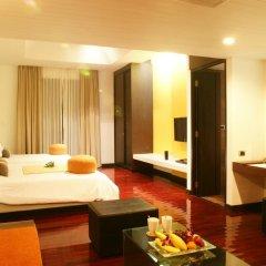 Отель Z Through By The Zign 5* Номер Делюкс с 2 отдельными кроватями фото 10