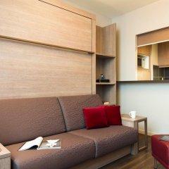 Отель Aparthotel Adagio Liverpool City Centre 4* Студия с различными типами кроватей фото 3