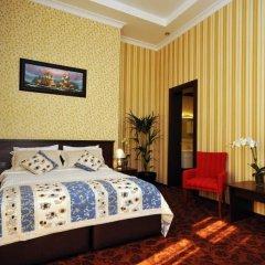 Отель Central Park комната для гостей