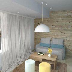 Athens Lotus Hotel 4* Студия Делюкс с различными типами кроватей фото 5