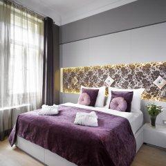 Отель INNSIDE by Melia Prague Old Town 4* Улучшенный номер разные типы кроватей фото 6