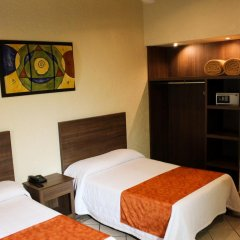 Hotel Posada Virreyes 3* Стандартный номер с различными типами кроватей фото 4
