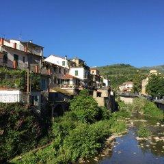 Отель Il Cuore del Borgo Боргомаро приотельная территория