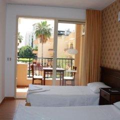 Sebnem Apart & Studios Турция, Мармарис - 1 отзыв об отеле, цены и фото номеров - забронировать отель Sebnem Apart & Studios онлайн балкон фото 2