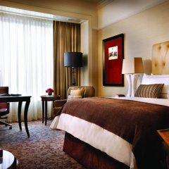 Four Seasons Hotel Singapore 5* Стандартный номер с различными типами кроватей фото 2