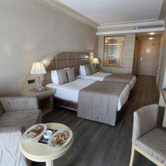 Eser Premium Hotel & SPA 5* Номер Делюкс с двуспальной кроватью фото 3
