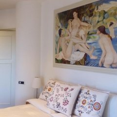 Отель La Casa di Lili Италия, Гроттаферрата - отзывы, цены и фото номеров - забронировать отель La Casa di Lili онлайн комната для гостей фото 5