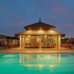 Отель Hyatt Regency Dubai бассейн фото 2