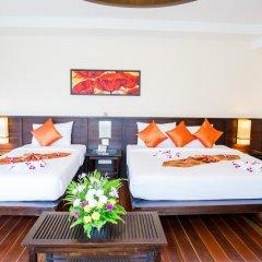 Отель Ao Nang Phu Pi Maan Resort & Spa 4* Номер Делюкс с различными типами кроватей фото 5