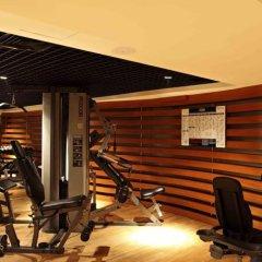 Отель Crowne Plaza Chongqing Riverside фитнесс-зал фото 3
