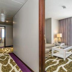 Отель Holiday Inn Porto Gaia 4* Стандартный номер с различными типами кроватей фото 4