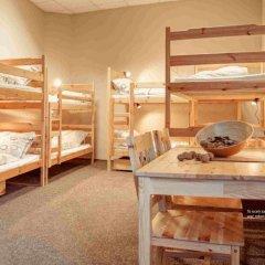 Cynamon Hostel Кровать в мужском общем номере с двухъярусной кроватью