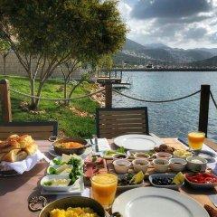 The Doria Hotel Yacht Club Kas Турция, Патара - отзывы, цены и фото номеров - забронировать отель The Doria Hotel Yacht Club Kas онлайн питание фото 3