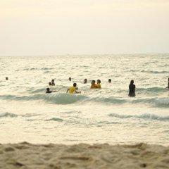 Отель Sea Breeze Jomtien Resort пляж фото 2