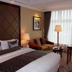Liaoning International Hotel - Beijing 4* Номер Делюкс с различными типами кроватей фото 2