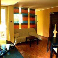 Отель Hevelius Residence комната для гостей фото 3