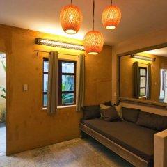 Отель La Tonnelle 2* Апартаменты с различными типами кроватей фото 6