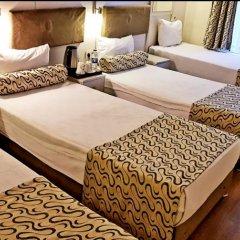 Grand Zeybek Hotel 3* Стандартный номер с различными типами кроватей фото 13