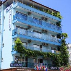 Gallion Hotel вид на фасад фото 2